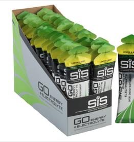 SIS Science in Sport Nutrition SiS GO Energy + Electrolyte Gel 60ml, Box of 30