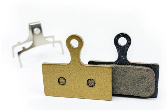 MTX Braking MTX Gold Label Brake Pads - Disc Brake Pad for Shimano XT/XTR/SLX 2- Piston Brakes