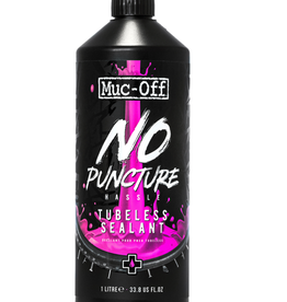 Muc-Off No Puncture Tubeless Sealant, 1L Muc-Off