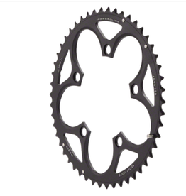 SRAM SRAM Force/Rival/Apex 50T 10-Speed 110mm BCD Black Chainring, Use with 36T and 34T