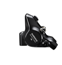 Shimano Shimano Hydraulic Disc Brake, Br-R9270, Dura-Ace, Rear, Flat Mount, W/Fixing Bolt For Mount Thickness 25Mm, W/O Adapter, W/L03A Resin Pad (W/Fin), Ind.Pack - 12 SPEED