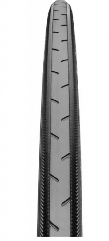 Continental Continental Grand Prix Classic 700 X 25 Black-Transparent + Black Chili