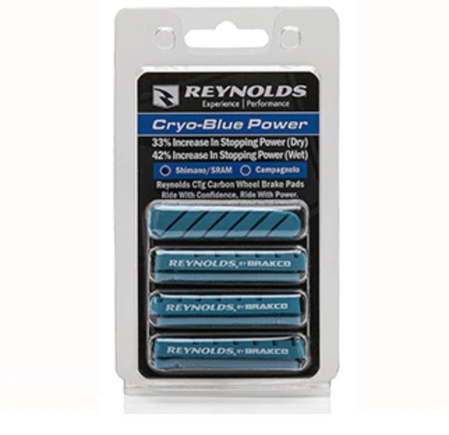 Reynolds Reynolds Cryo-Blue Power Brake Pads