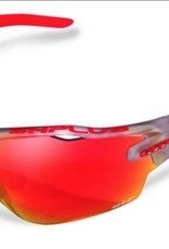 SH+ SH+ Sunglasses RG 5000 WX Crystal Silver/Red