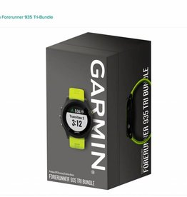 Garmin Garmin GPS Running Watch Forerunner 935 Tri-Bundle