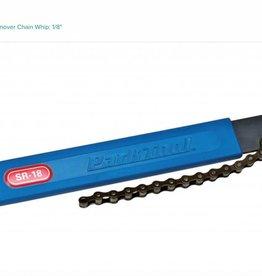 "Park Tool Park Tool SR-18 Sprocket Remover Chain Whip: 1/8"""