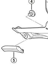 Shimano Shimano Front Derailleur FD-9000 Skid Plate