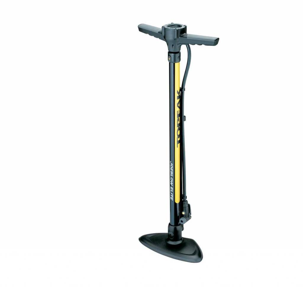Topeak Topeak, Joe Blow Elite Steel Base & Barrel Floor Pump