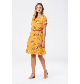 Sugarhill Brighton Ohara Birds Of Happiness Dress