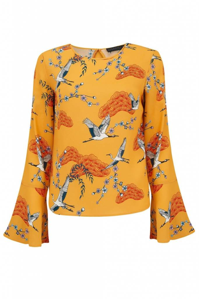 Sugarhill Brighton Eliana Birds of Happiness top