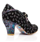 Irregular Choice Nicely Done Black