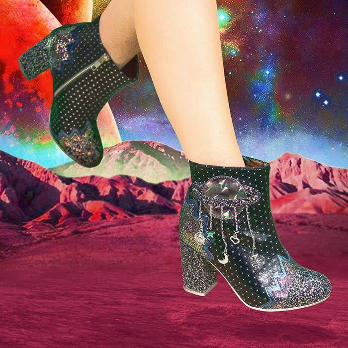 Irregular Choice Intergalactic Boot