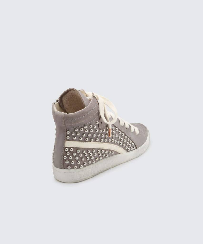 Natty Studded Sneaker - The Shoe Attic