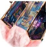 Irregular Choice Emperor Pebbles Handbag