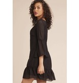 BB Dakota Night Visions Bell Sleeve Dress