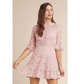BB Dakota Love on Top Lace Dress