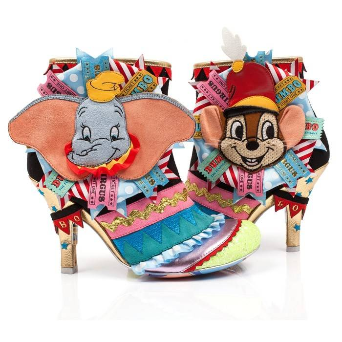 Irregular Choice I Give You ... Dumbo!