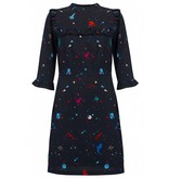 Sugarhill Brighton Cynthia Cosmic Frill Dress