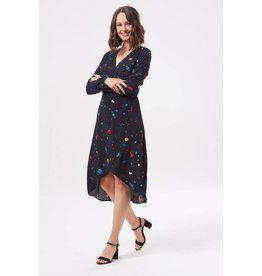 Sugarhill Brighton Leah Cosmic Wrap Dress