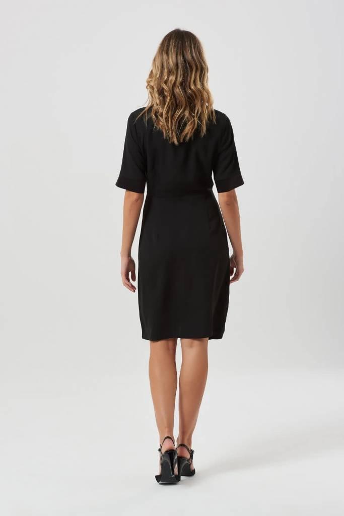Sugarhill Brighton Corinne Tuxedo Dress