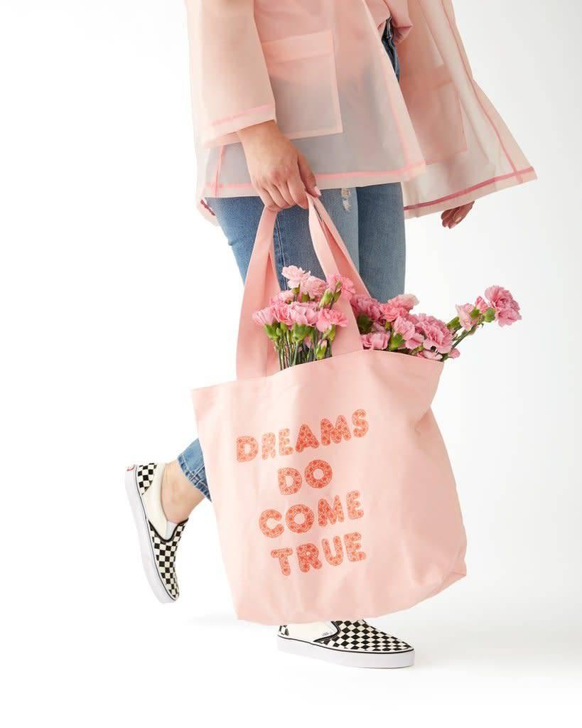 Ban.do Dreams Do Come True Tote Bag
