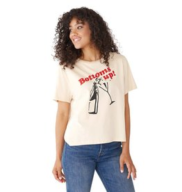 Ban.do Bottoms Up Boyfriend Tee