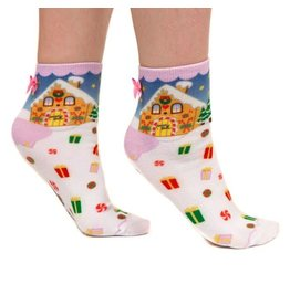 Irregular Choice Sockadelic Santa Grotto