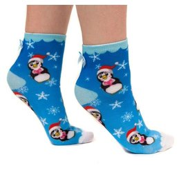 Irregular Choice Sockadelic Penguin