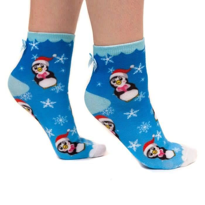 Irregular Choice Sockadelic Penguin