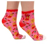 Irregular Choice Sockadelic Gingerbread Lady