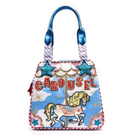 Irregular Choice Round and Round Bag