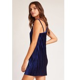 Jack by BB Dakota Pasadena Velvet Slip Dress