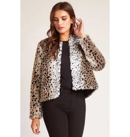 BB Dakota Wild Thing Snow Leopard Jacket