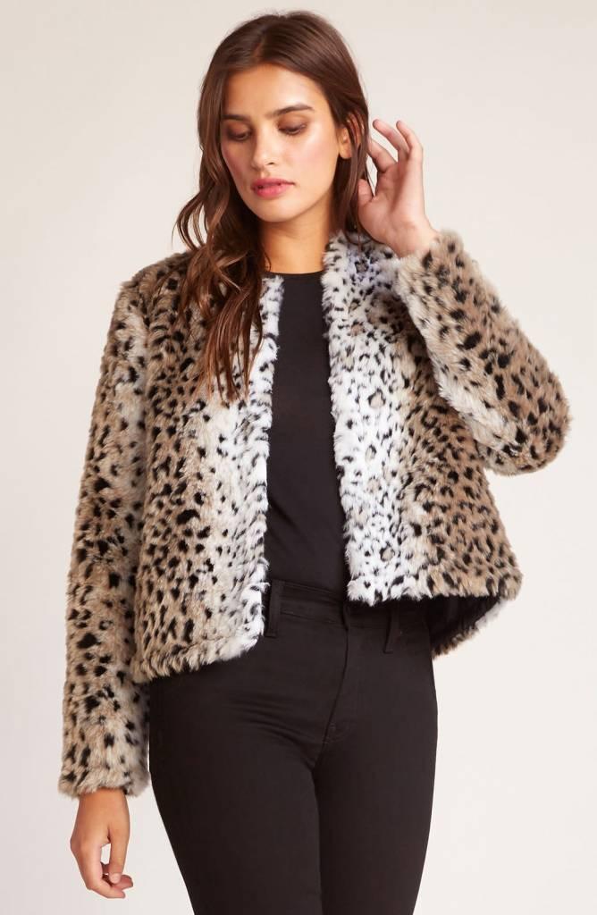 BB Dakota Wild Thing Snow Leopard Jacket
