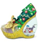 Irregular Choice Santa's Globe