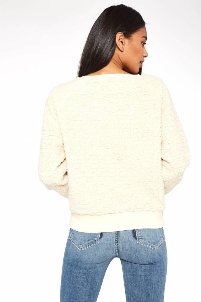 Project Social T Everett Sherpa Sweatshirt
