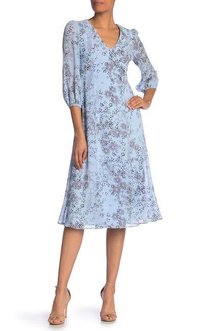 Donna Morgan Freya Star Dress
