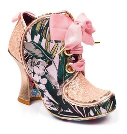 Irregular Choice Baroness Pink