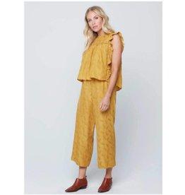 Knot Sisters Brea Mustard Pants