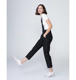 Unpublished Millie Soft Black Overalls