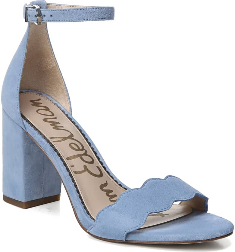 a00584464ccf Odila Sandal Cornflower Blue - The Shoe Attic
