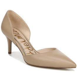 Sam Edelman Jania Pump Nude Leather