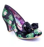 Irregular Choice Kanjanka Black