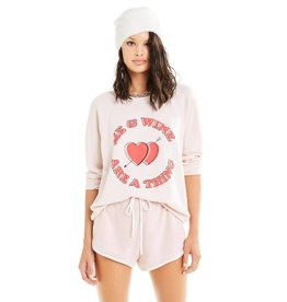 Wildfox Couture Me and Wine Sommershirt