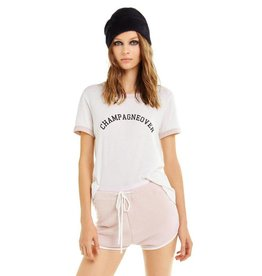 Wildfox Couture Champagneover  Johny Ringer Tee
