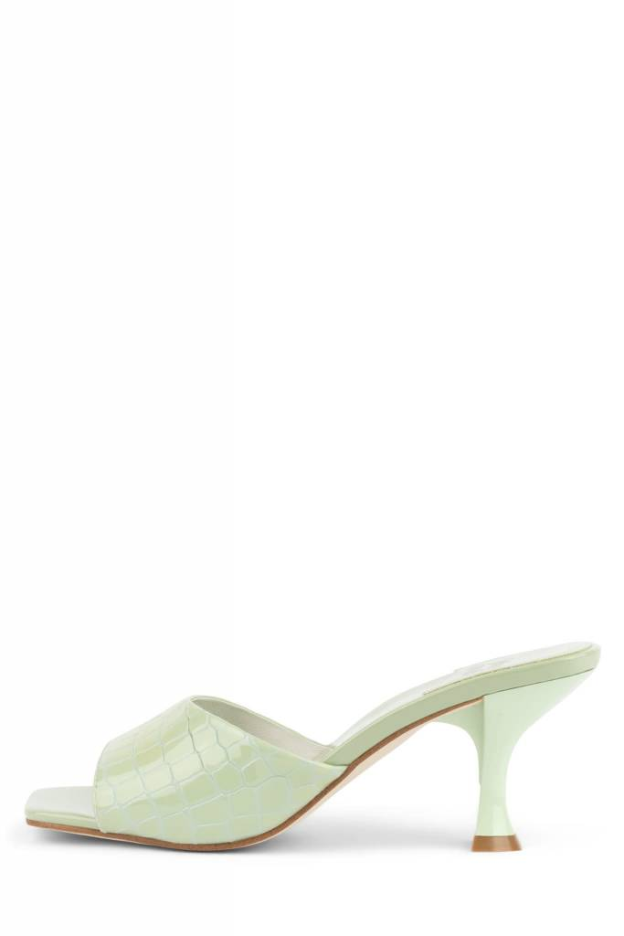 Jeffrey Campbell Mr Big Green Slide