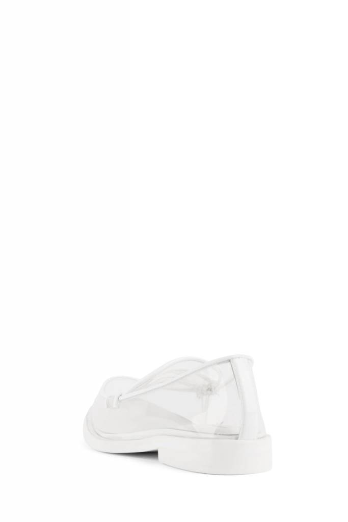 Jeffrey Campbell Kurri Clear Loafer