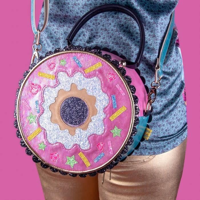 Irregular Choice Donut Worry Circle Bag