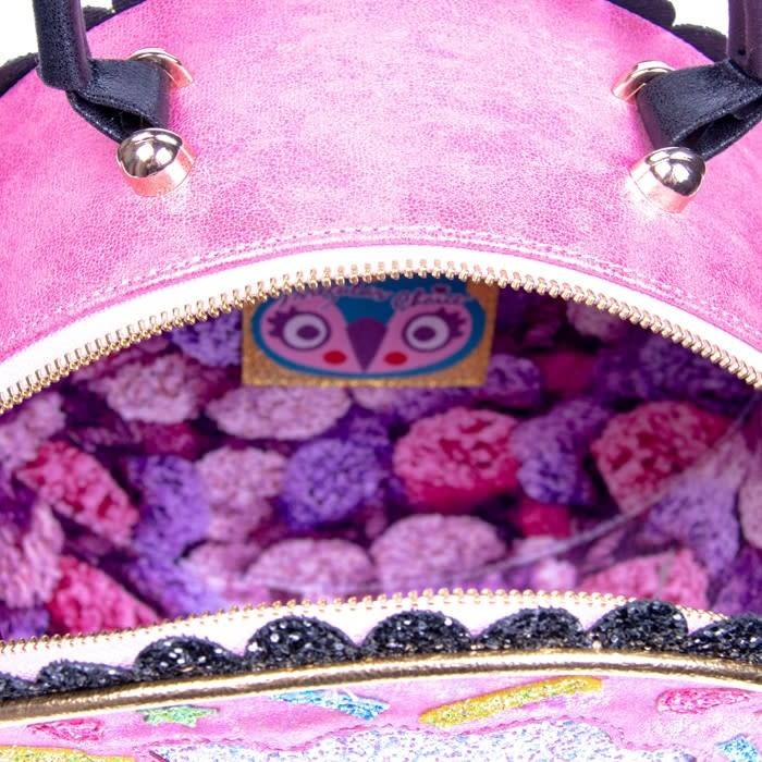 Irregular Choice Donut Worry Circle Bag