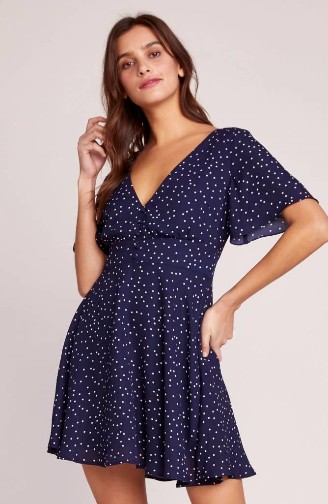 BB Dakota La La Land Dotted Dress
